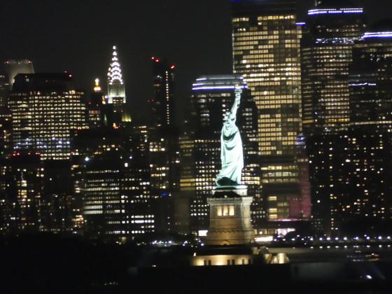 New York bei Nacht 2019