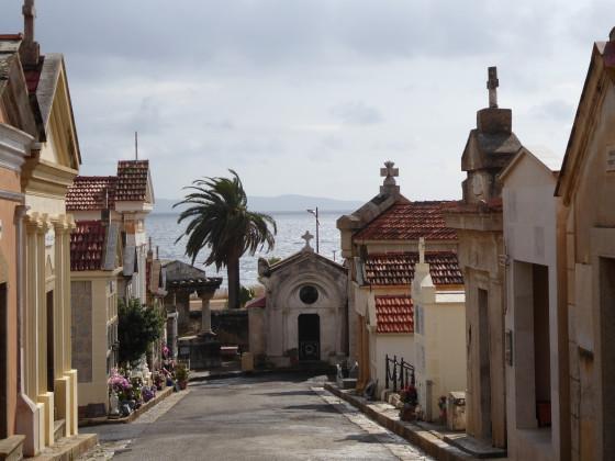 Cimetière d'Ajaccio - Friedhof in Ajaccio
