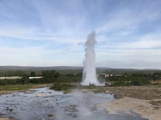 Island, Strokkur