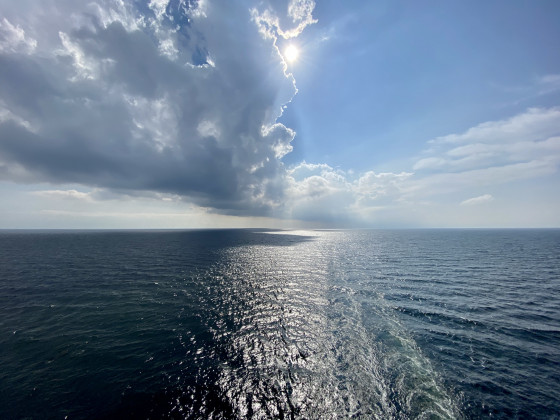 Blaue Reise 2020 - schöner Norden