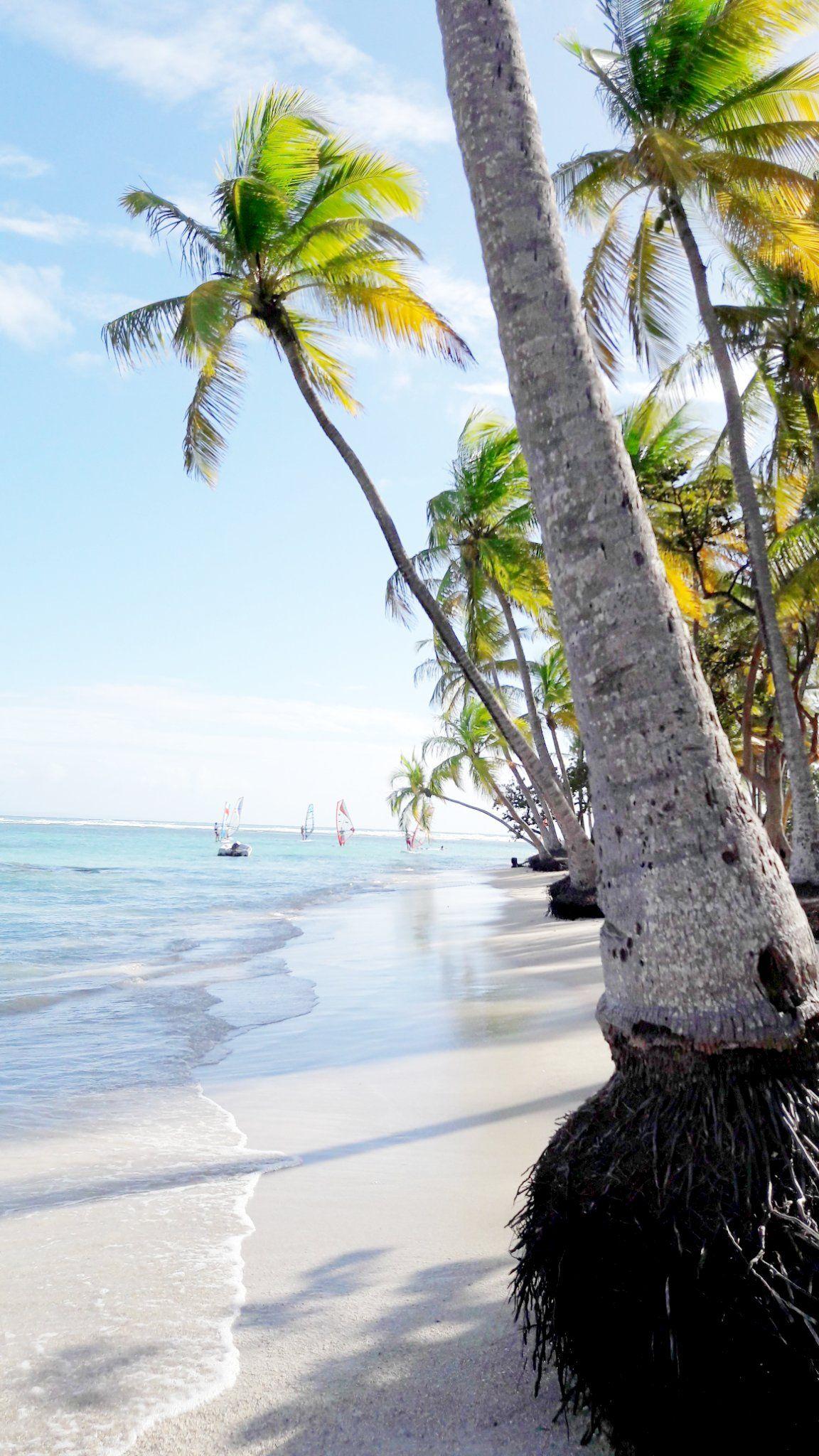 Unterwegs in der Karibik - Guadeloupe 2016 - Tagesausflug Saint Anne Beach