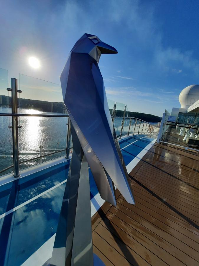Unterwegs in Schweden Mein Schiff 1