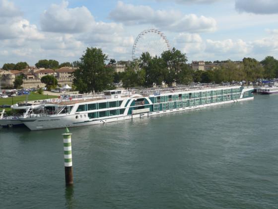 Flussfahrt Arles- Frankreich