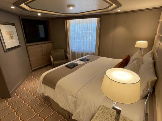 Silver Moon Silversea Grand Suite