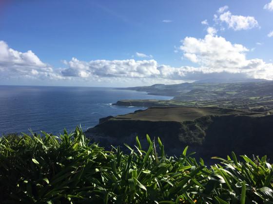 Azoren im Oktober