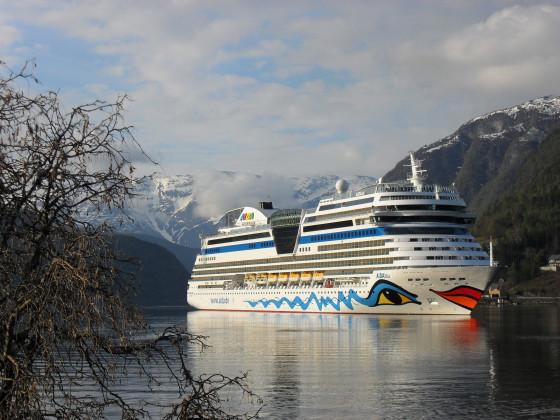 Aida in Norwegen (Ulvik)