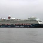Mein Schiff 1 Ankunft Kiel am 14.05.2021 / 9:30 Uhr